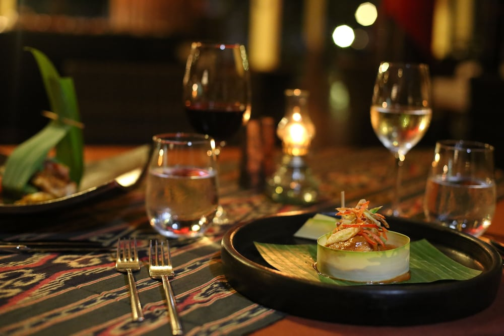 Dining, The Royal Beach Seminyak Bali - MGallery Collection