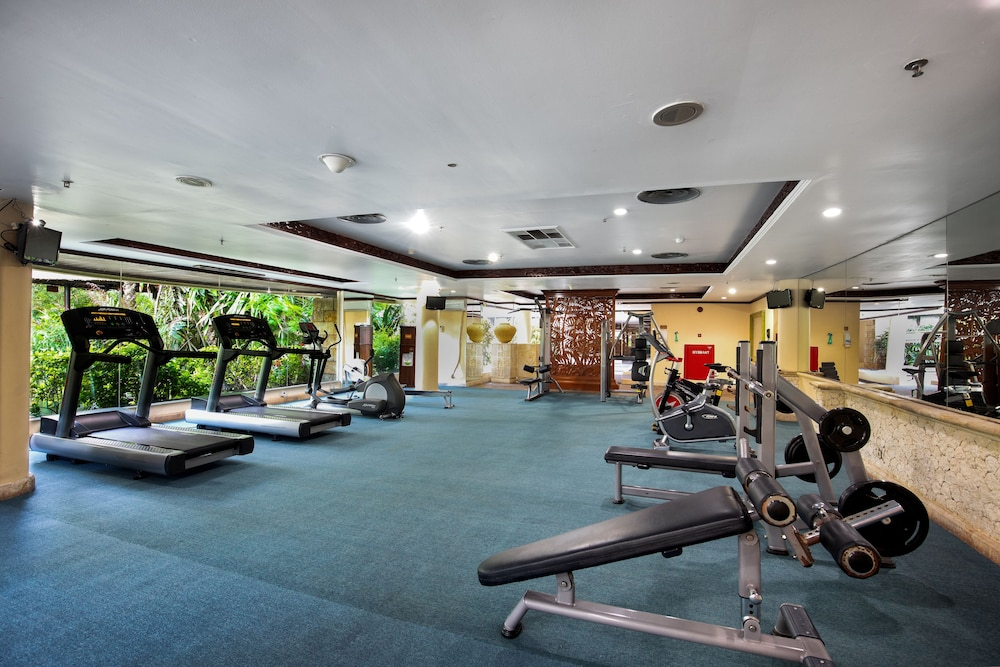 Fitness Facility, The Royal Beach Seminyak Bali - MGallery Collection