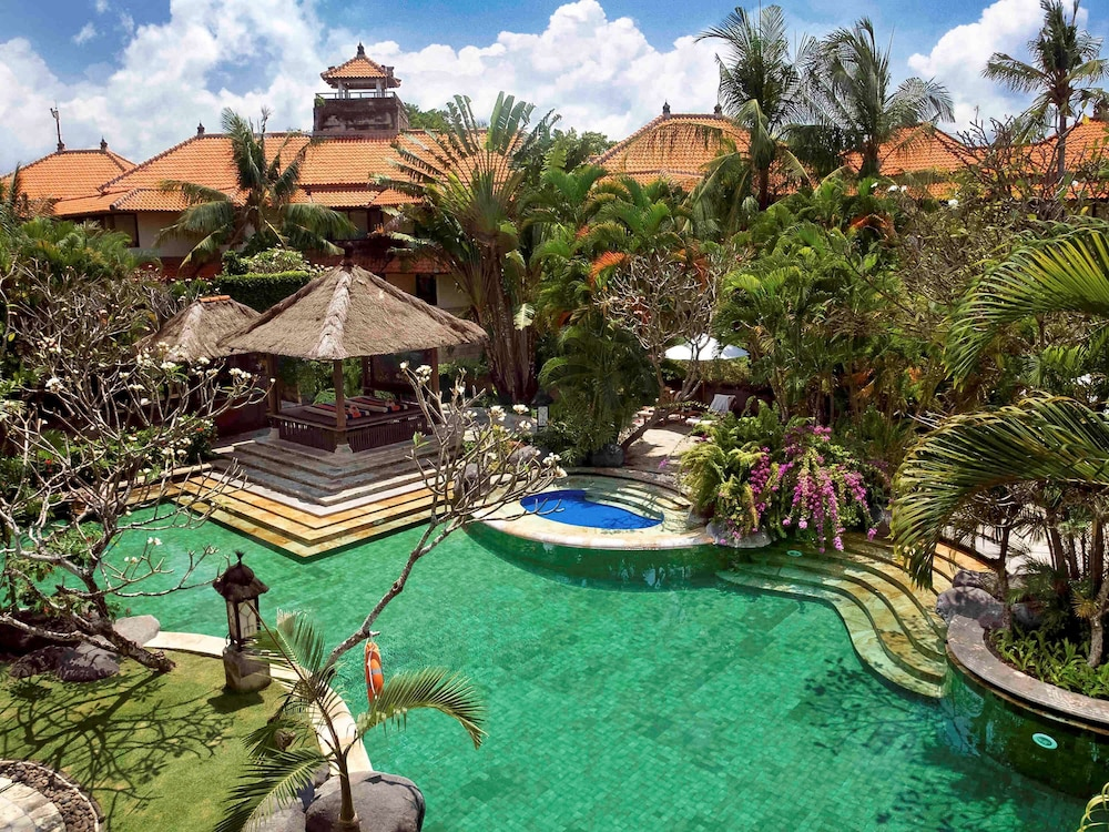 Pool, The Royal Beach Seminyak Bali - MGallery Collection