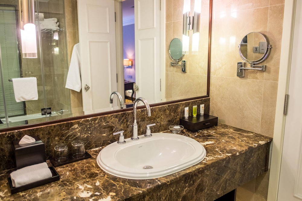 Bathroom Sink, Eastin Grand Hotel Saigon