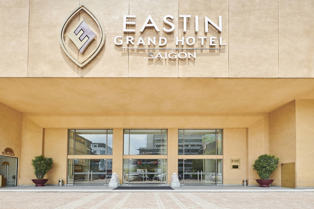 Front of Property, Eastin Grand Hotel Saigon