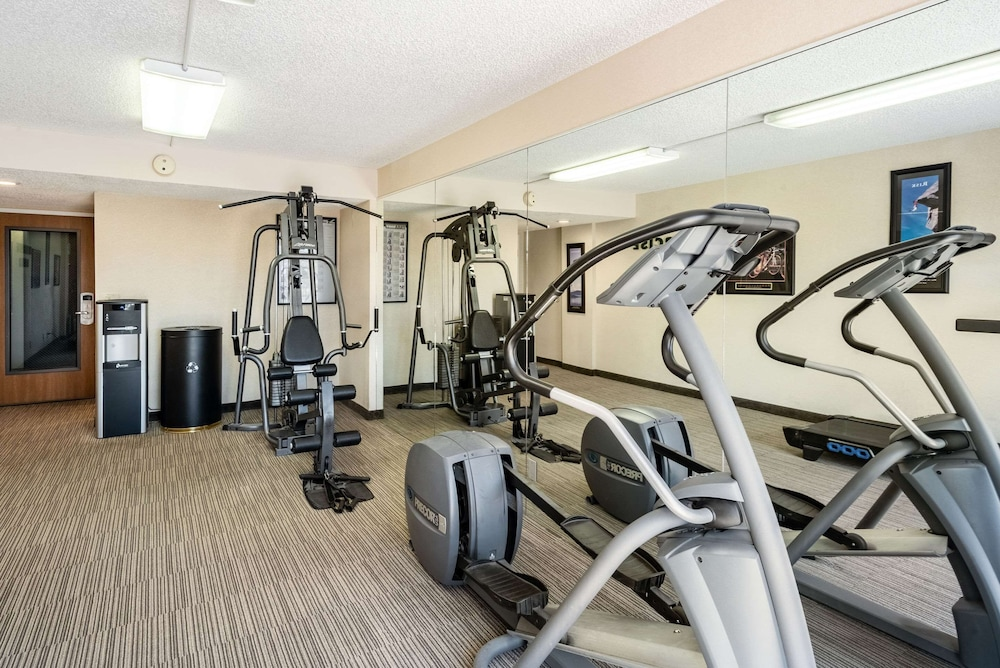 Fitness Facility, Quality Inn and Suites Garden of the Gods
