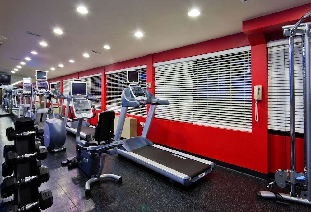 Fitness Facility, Radisson Hotel Colorado Springs Airport