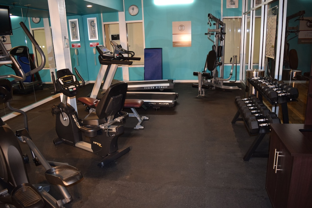 Fitness Facility, Clarion Hotel Rock Springs-Green River