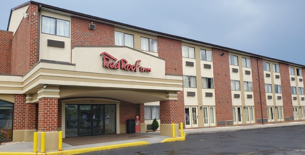 Exterior, Red Roof Inn Martinsburg