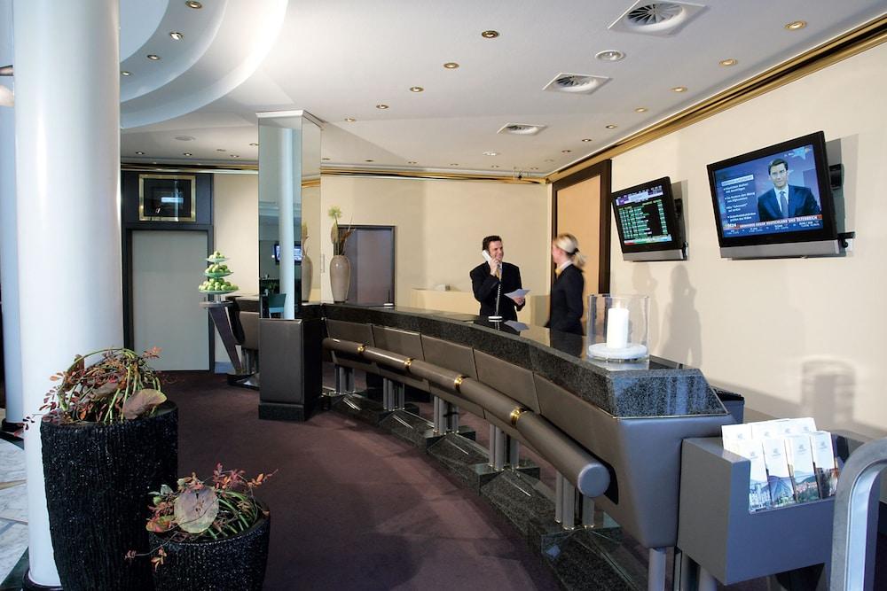 Lindner Hotel Airport Dusseldorf Hotelbewertungen 2019 Expedia De