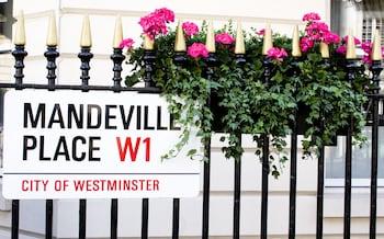 Mandeville Pl, London W1U 2BE, England.
