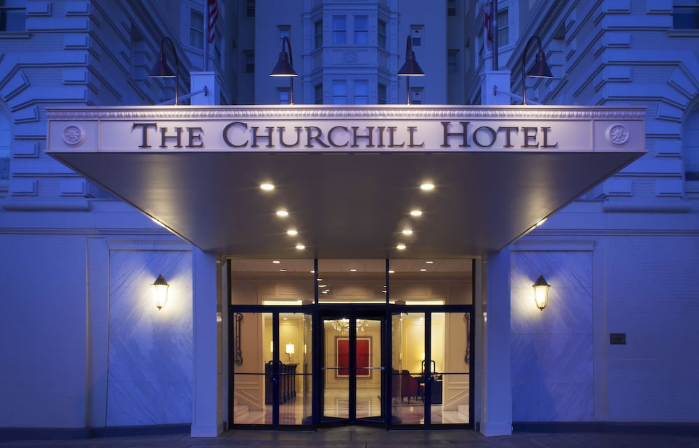 Churchill Hotel Near Embassy Row