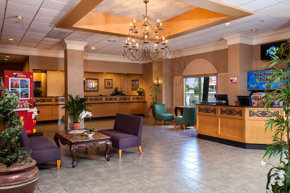 Lobby, Staybridge Suites Orlando Royale Parc Suites