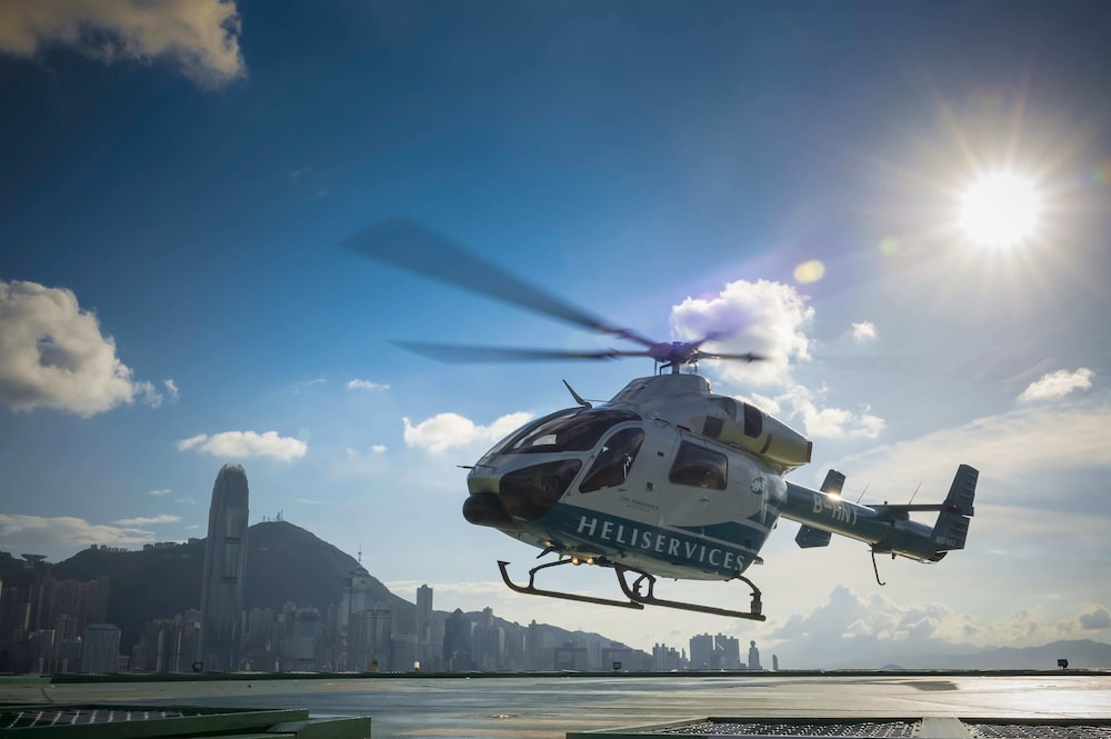 Helicopter/Plane Tours, The Peninsula Hong Kong