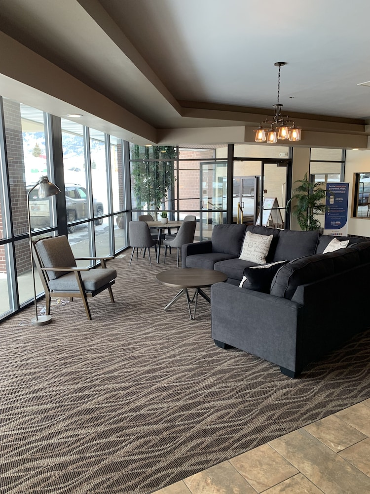 Lobby Sitting Area, Quality Inn & Suites Butte
