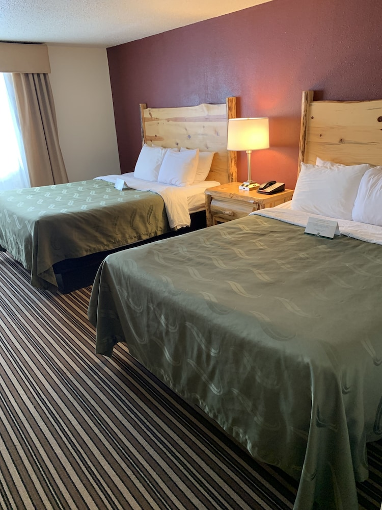 Room, Quality Inn & Suites Butte