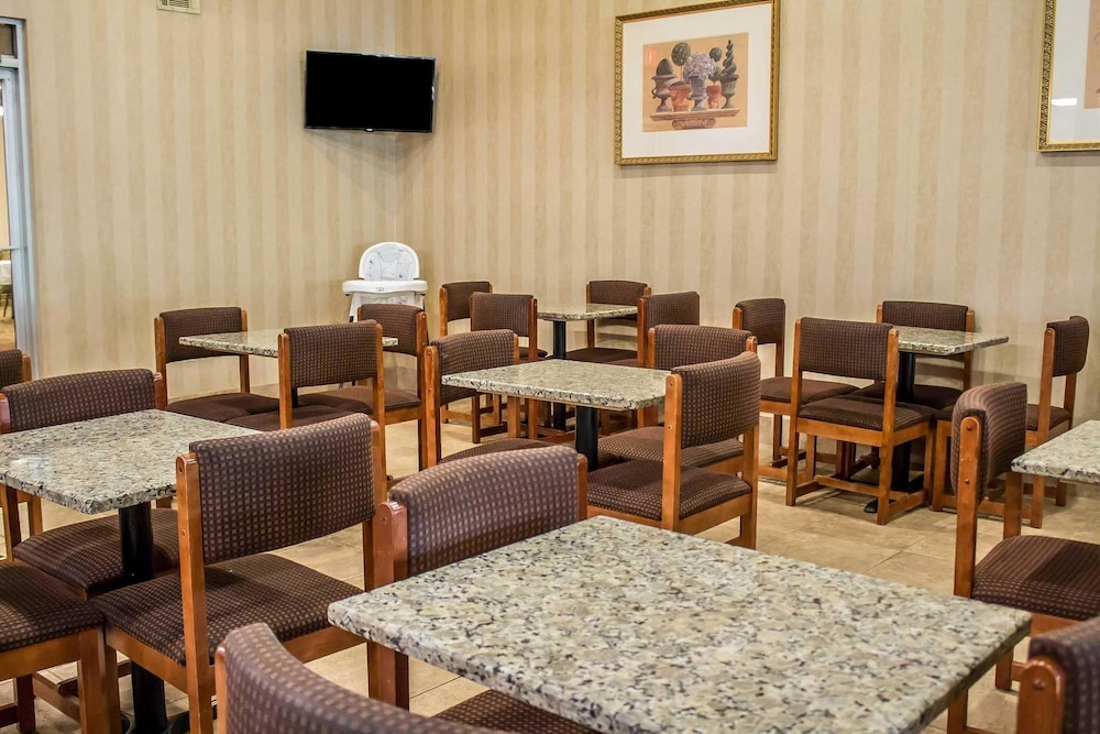 Breakfast Area, Quality Inn & Suites North