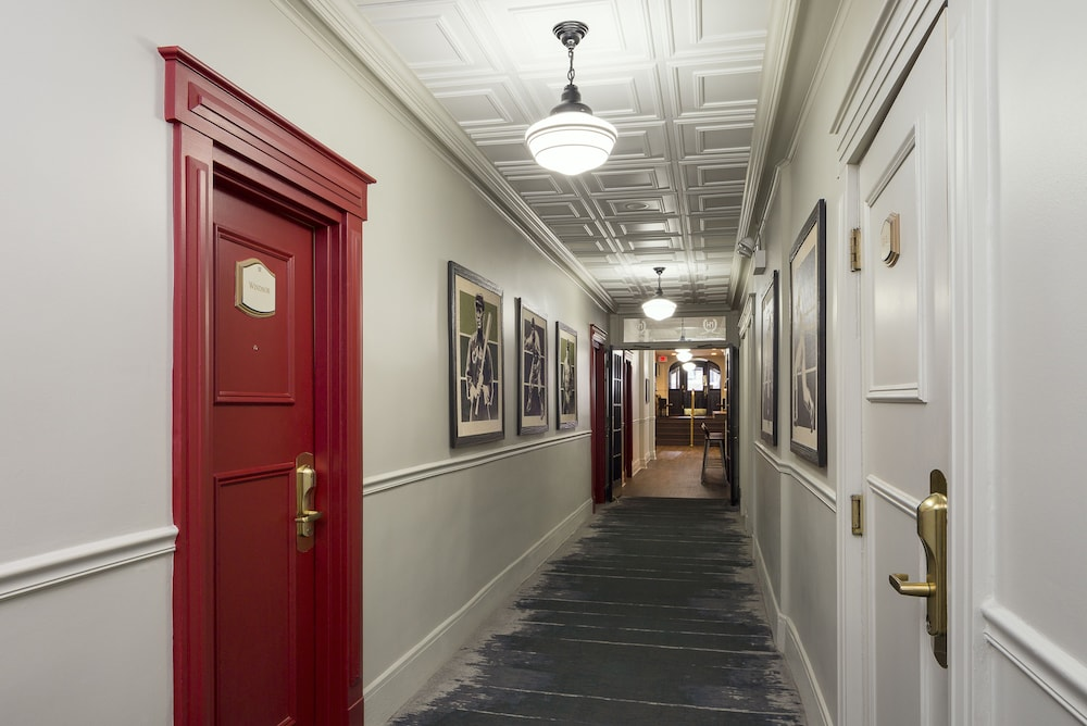 Hallway, The Majestic Hotel