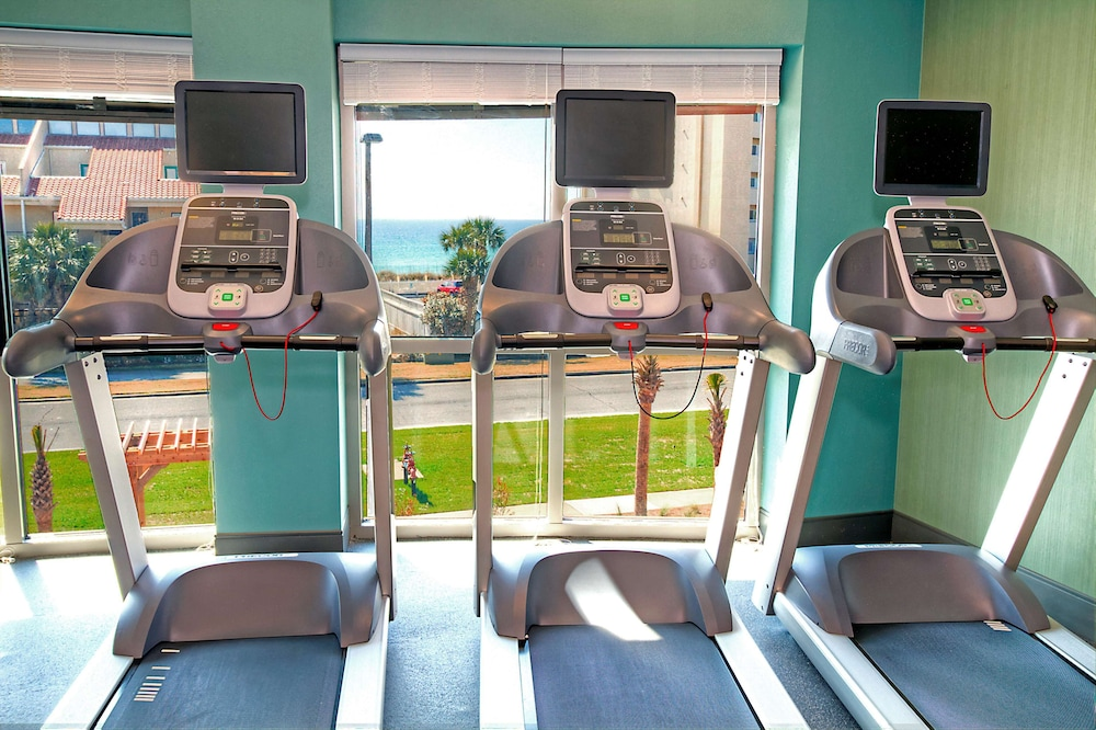 Fitness Facility, Hampton Inn & Suites Destin