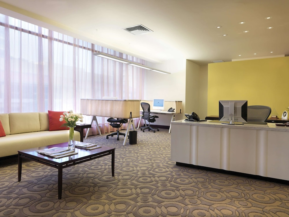 Business Center, The Condado Plaza Hilton