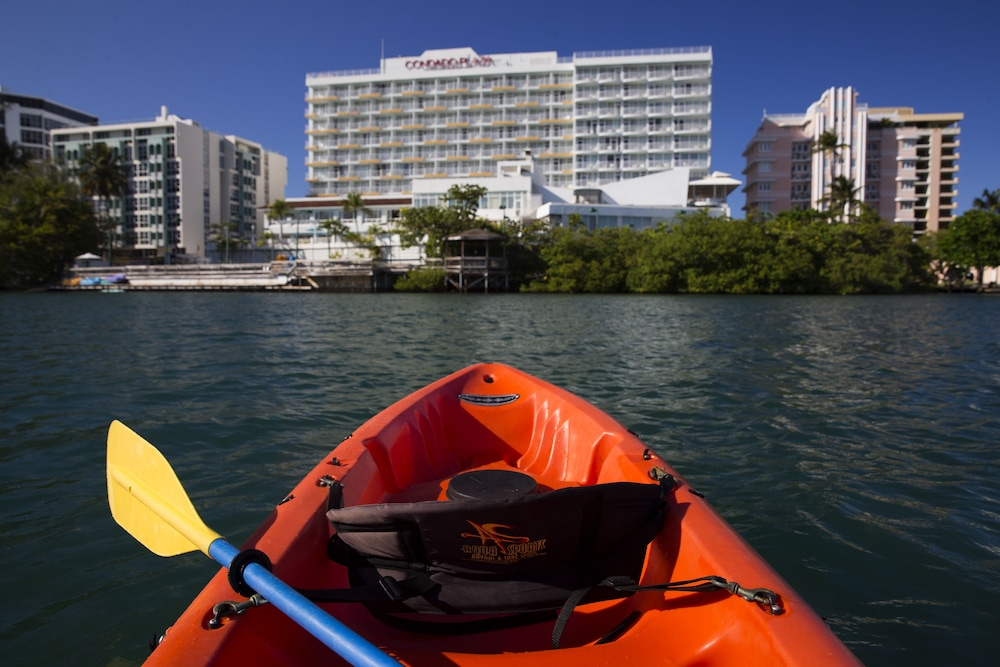 Kayaking, The Condado Plaza Hilton
