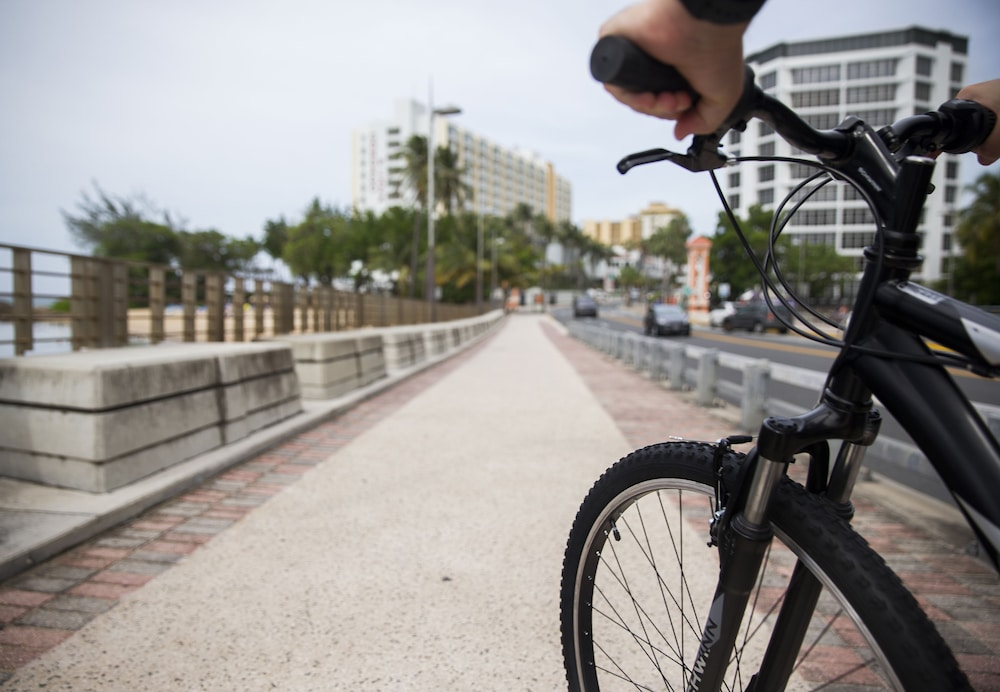 Bicycling, The Condado Plaza Hilton