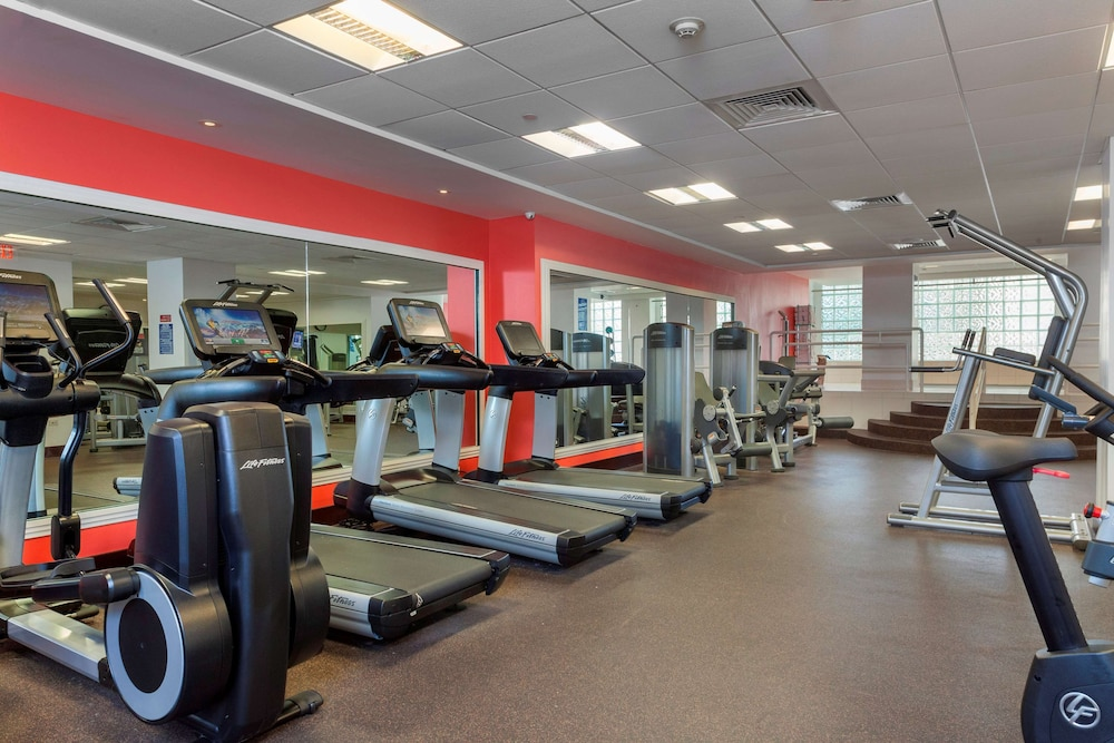 Fitness Facility, The Condado Plaza Hilton