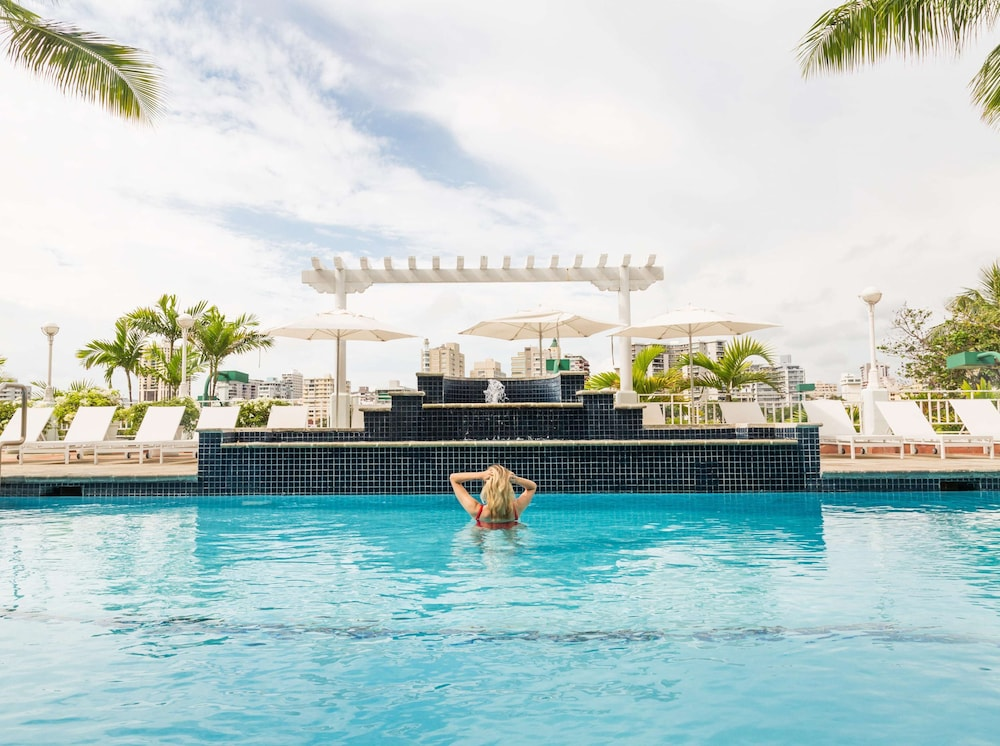 Pool, The Condado Plaza Hilton
