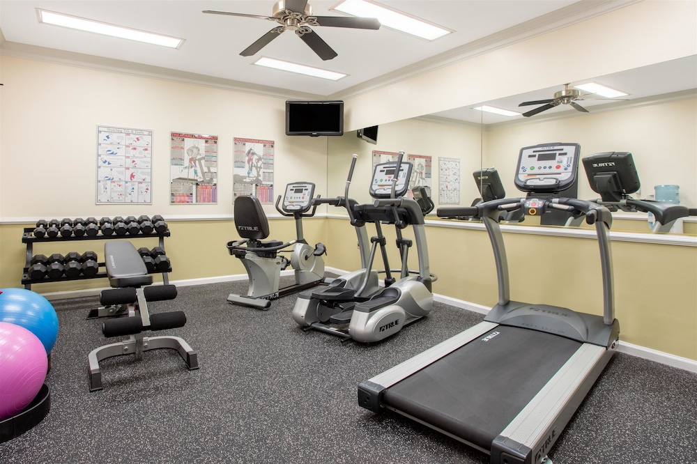 Fitness Facility, Hawthorn Suites by Wyndham Atlanta Perimeter Center