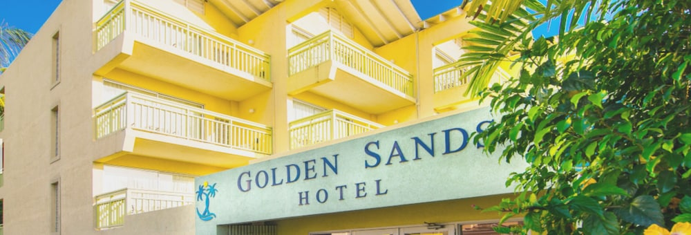 Exterior, Golden Sands Hotel
