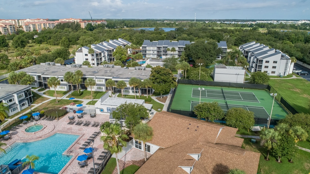 Aerial View, Orbit One Vacation Villas by Diamond Resorts