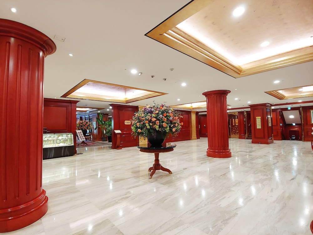 Interior Entrance, Sejong Hotel