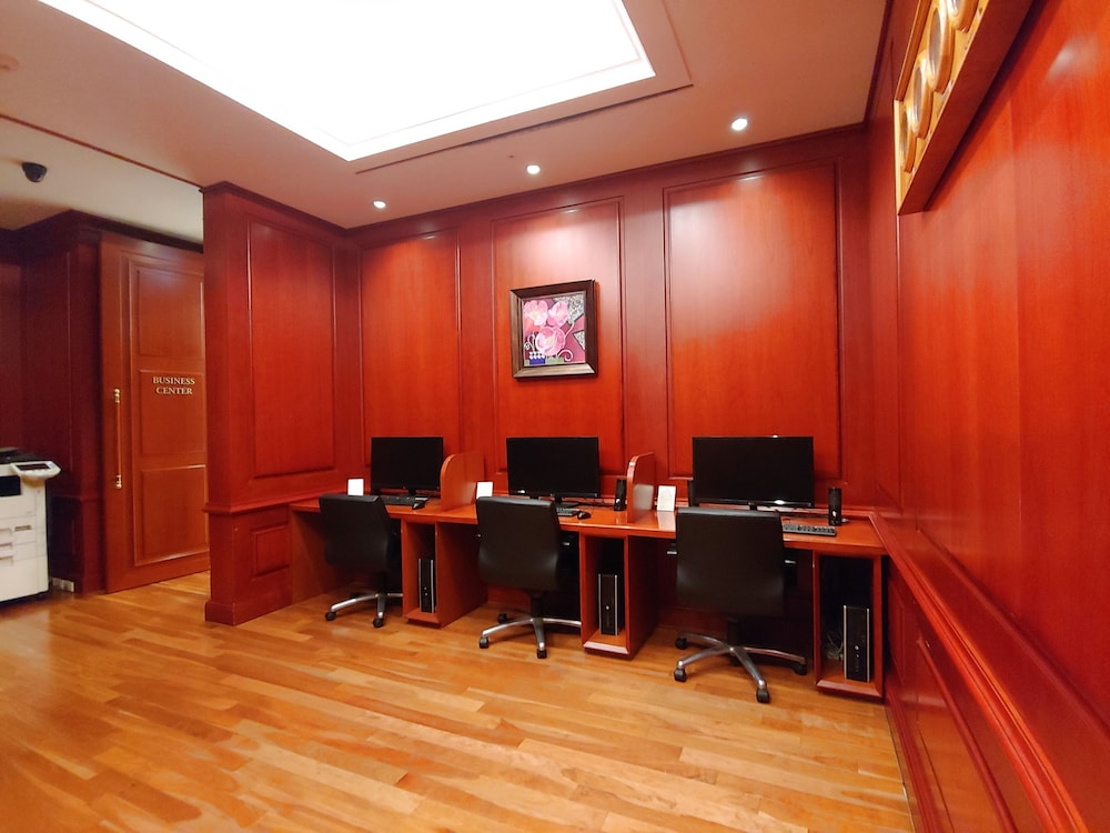 Business Center, Sejong Hotel