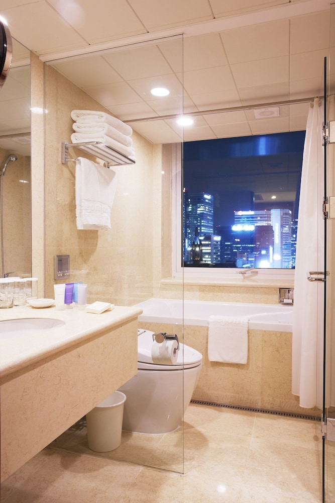 Bathroom, Sejong Hotel