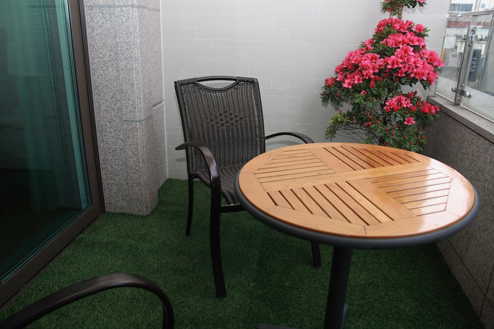 Terrace/Patio, Sejong Hotel