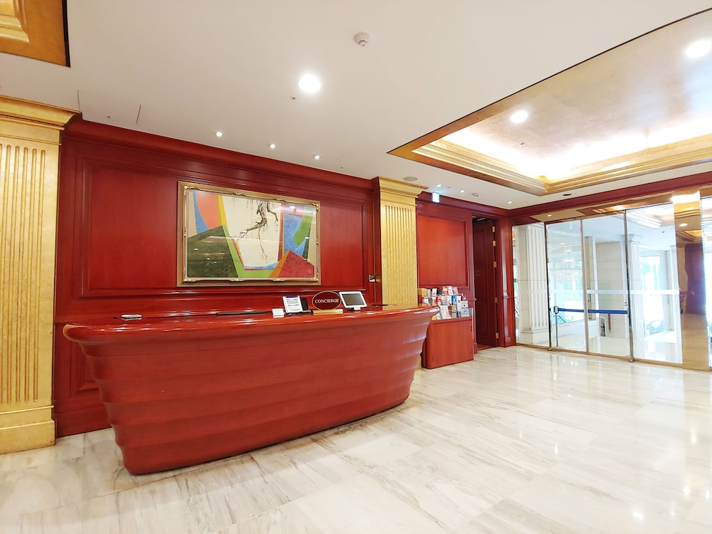 Concierge Desk, Sejong Hotel
