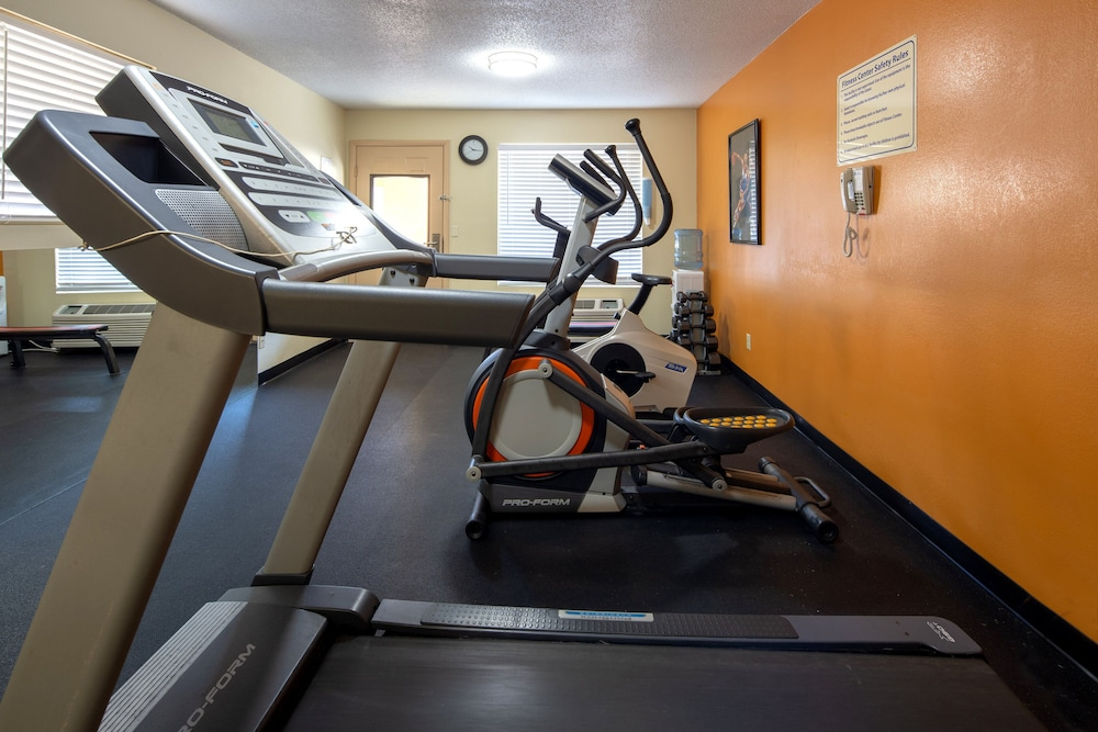 Fitness Facility, Best Western Royal Inn