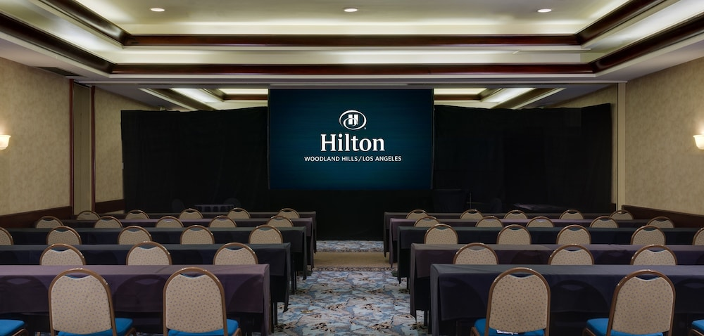 Meeting Facility, Hilton Woodland Hills / Los Angeles