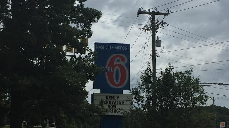 Motel 6 Nashville, TN - Airport