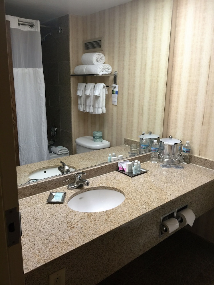 Bathroom, Wyndham Indianapolis West
