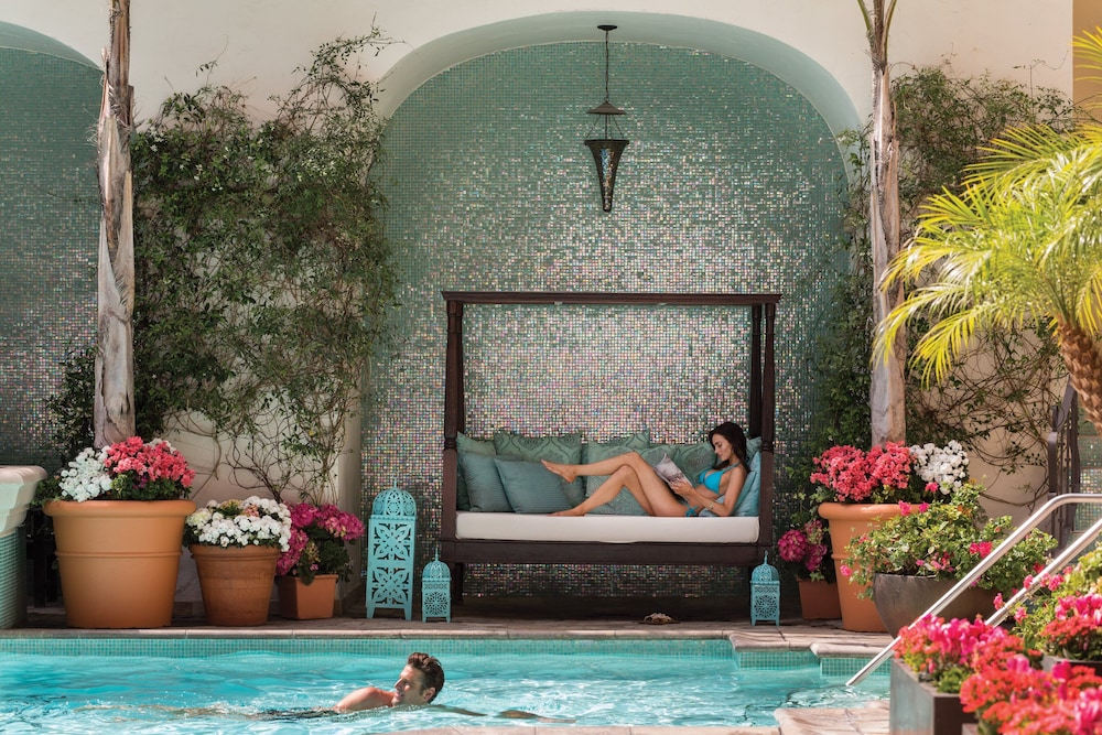 Pool, Beverly Wilshire - Beverly Hills, A Four Seasons Hotel