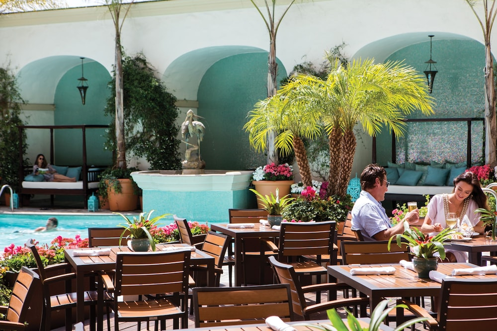 Outdoor Dining, Beverly Wilshire - Beverly Hills, A Four Seasons Hotel