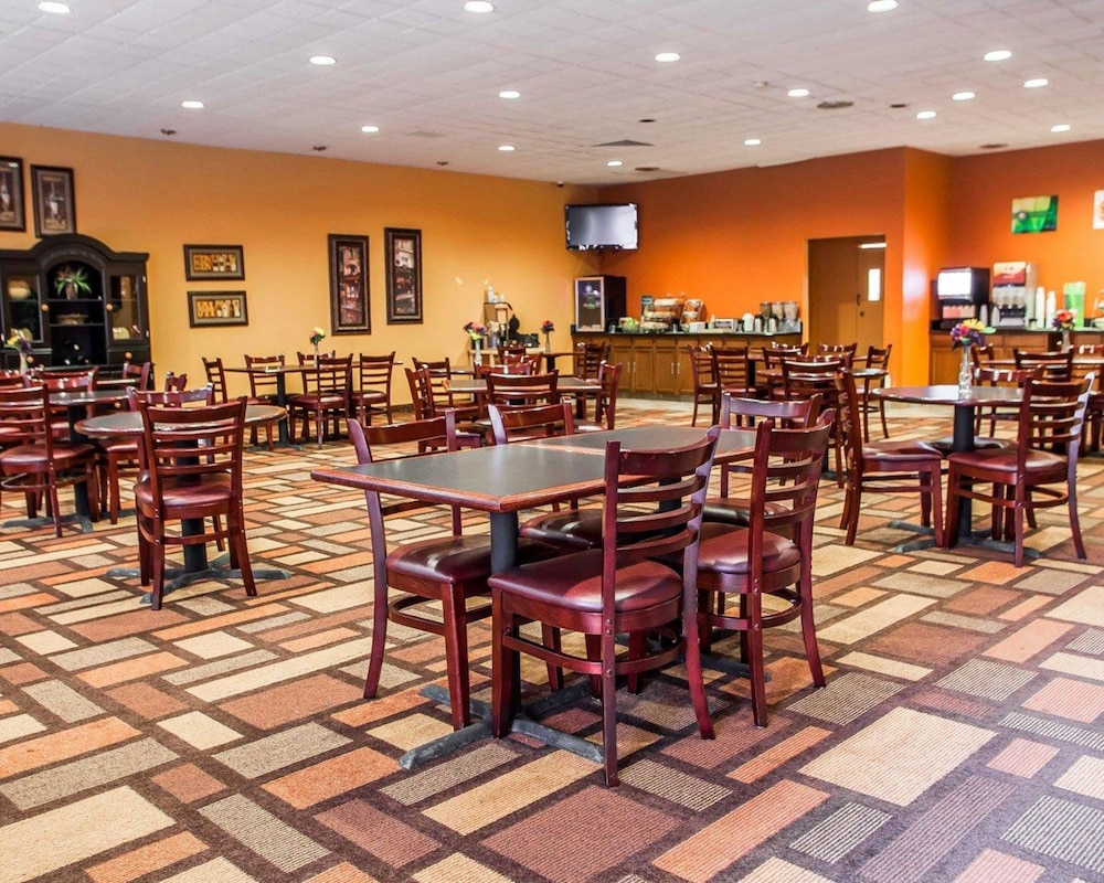 Breakfast Area, Quality Inn Fort Dodge