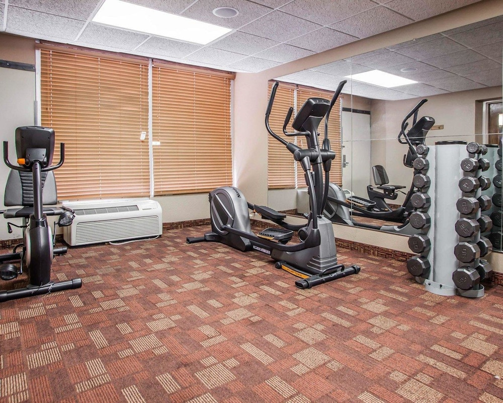 Fitness Facility, Quality Inn Fort Dodge