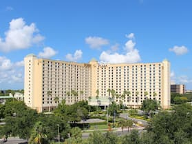 Rosen Plaza on International Drive