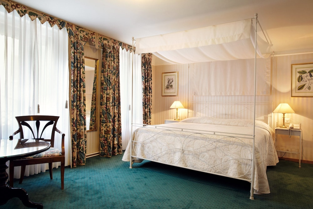Room, Romantik Hotel Wilden Mann