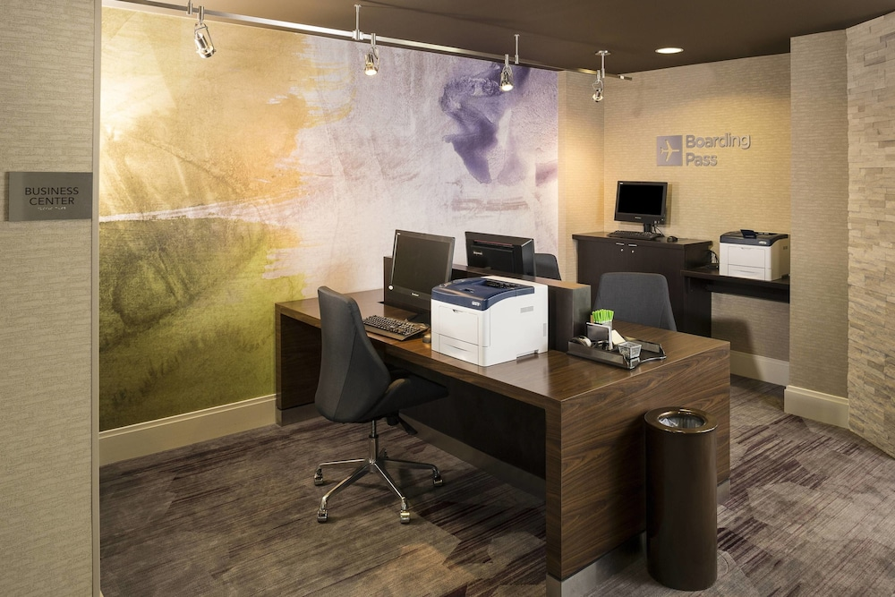 Business Center, Courtyard by Marriott Sioux Falls