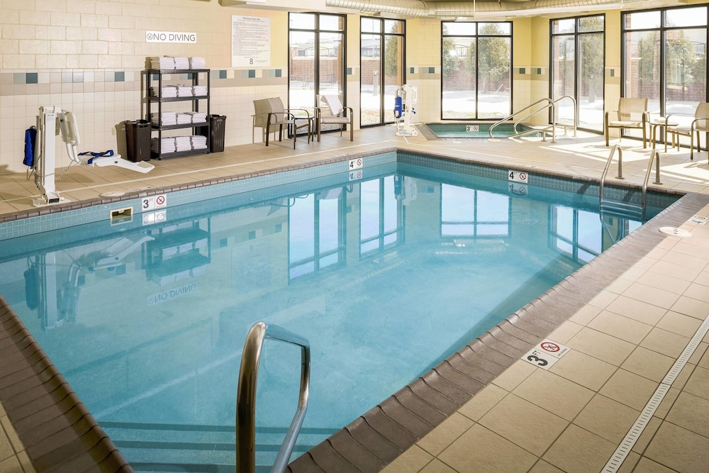Sports Facility, Courtyard by Marriott Sioux Falls
