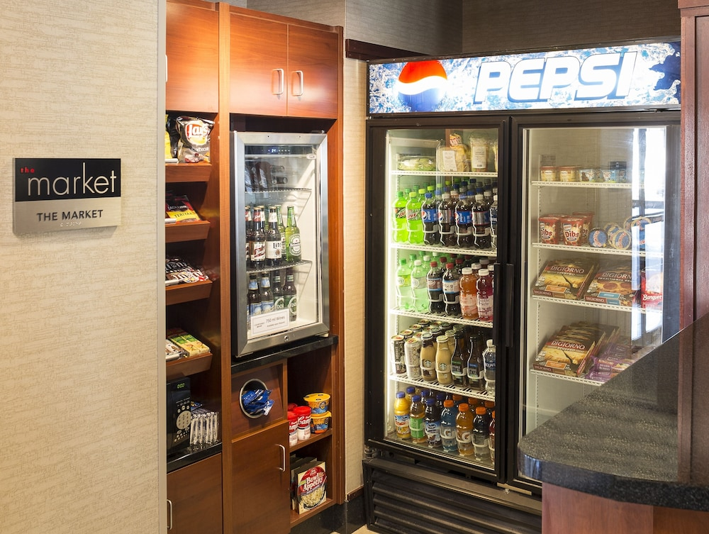 Snack Bar, Courtyard by Marriott Sioux Falls