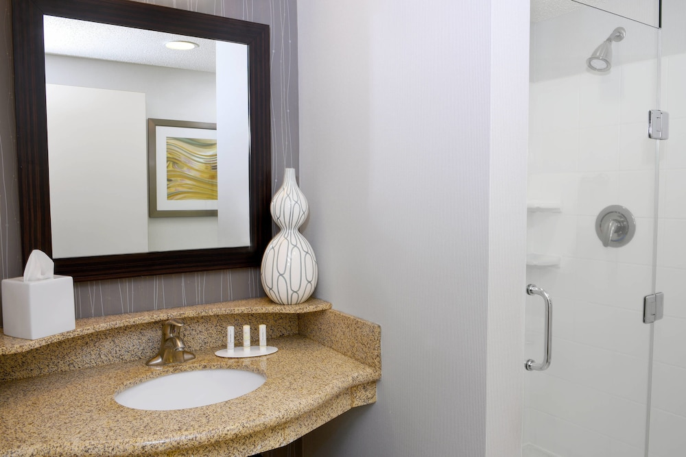 Bathroom, Courtyard by Marriott Sioux Falls