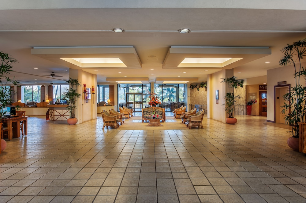 Castle Hilo Hawaiian Hotel 3 5 Out Of 0 Exterior Featured Image Check In Kiosk