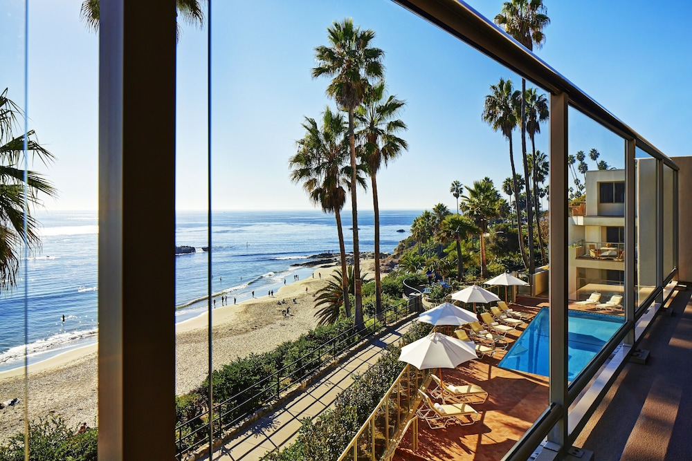 Outdoor Pool, Inn at Laguna Beach