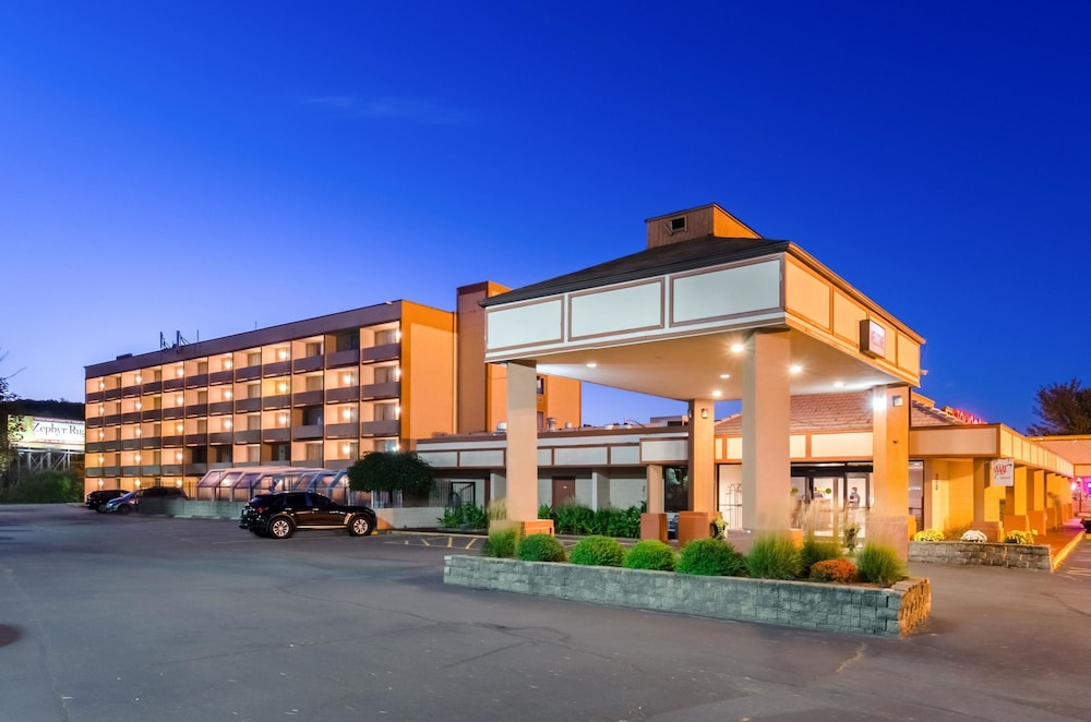 Exterior, Quality Inn West Springfield
