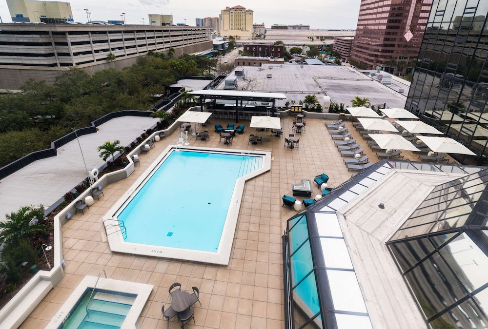 Pool, Hilton Tampa Downtown